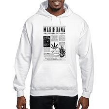 MARIHUANA: The Assassin of Youth Hoodie Sweatshirt