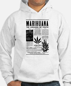 MARIHUANA: The Assassin of Youth Jumper Hoody