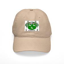 Ahern Coat of Arms Baseball Cap