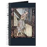 "Arthur Rackham ""Cinderella"" Journal"