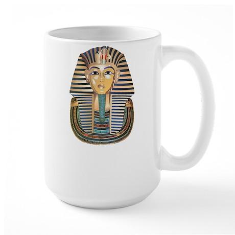 King Tut Large Mug