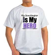 Granddaughter Hero (HL) T-Shirt