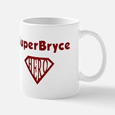 Super Hero Bryce Mug