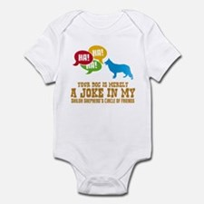 Shiloh Shepherd Infant Bodysuit