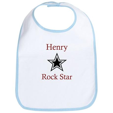 Henry - Rock Star Bib