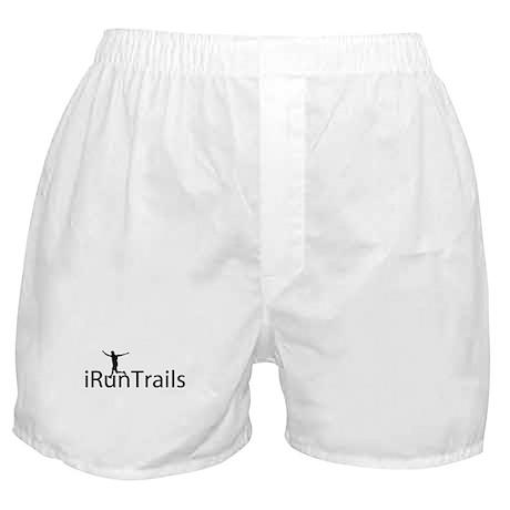 iRunTrails Boxer Shorts