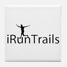 iRunTrails Tile Coaster