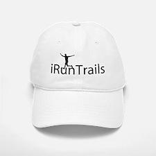 iRunTrails Baseball Baseball Cap