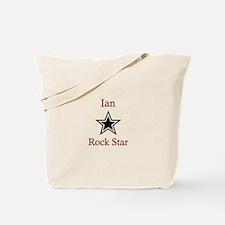 Ian - Rock Star Tote Bag
