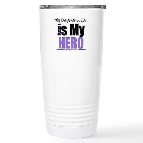 My DIL is My Hero (HL) Stainless Steel Travel Mug