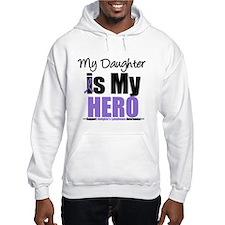 My Daughter is My Hero (HL) Hoodie