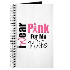 I Wear Pink (Wife) Journal