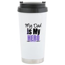 My Dad is My Hero Travel Mug