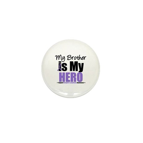My Brother is My Hero (HL) Mini Button