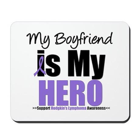 Hodgkin's Boyfriend Hero Mousepad