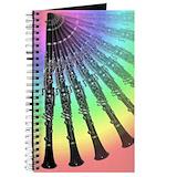 Clarinet Journals & Spiral Notebooks