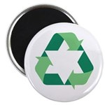 """Green Jew 2.25"""" Magnet (10 pack)"""