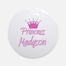 Princess Madyson Ornament (Round)