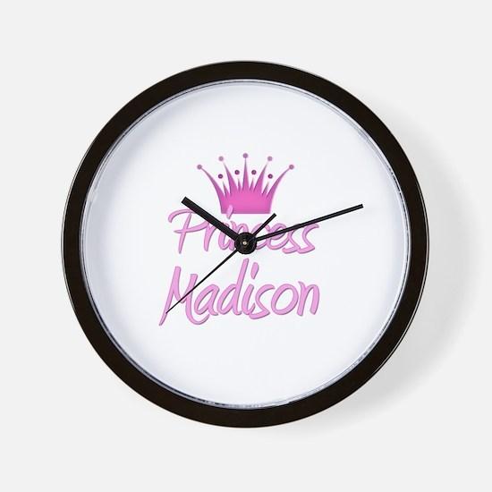 Princess Madison Wall Clock