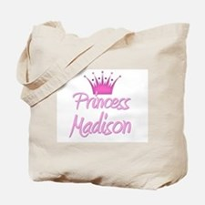 Princess Madison Tote Bag