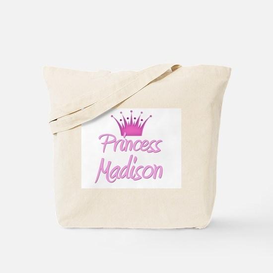 Princess Madison Tote Bag