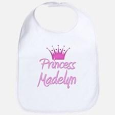 Princess Madelyn Bib