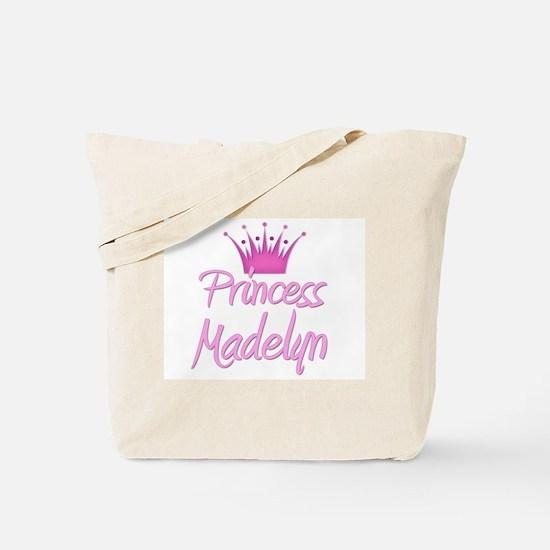 Princess Madelyn Tote Bag