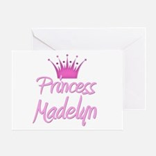 Princess Madelyn Greeting Card