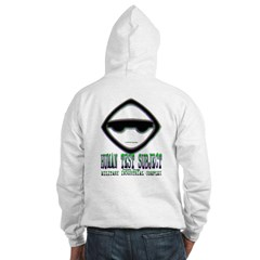 Human Test Subject 'Dude' Hoodie