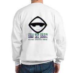 Human Test Subject 'Dude' Sweatshirt