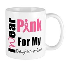 I Wear Pink (DIL) Mug