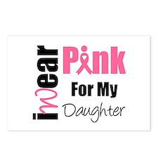 IWearPink(Daughter) Postcards (Package of 8)