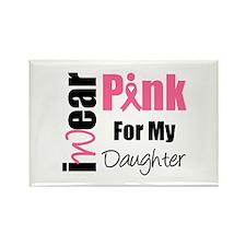 IWearPink(Daughter) Rectangle Magnet