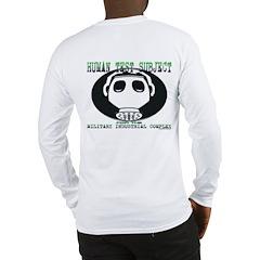 Gas Mask Long Sleeve T-Shirt
