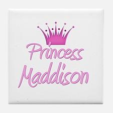 Princess Maddison Tile Coaster