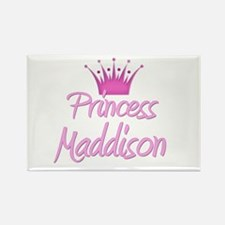 Princess Maddison Rectangle Magnet