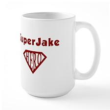 Super Hero Camden Mug