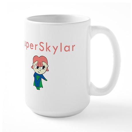 SuperSkylar Large Mug