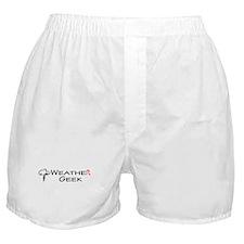 Weather Geek Boxer Shorts