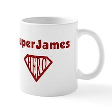 Super Hero Carson Mug