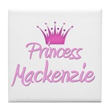 Princess Mackenzie Tile Coaster