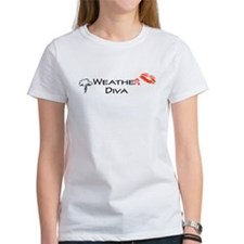 Weather Diva Clothing Tee