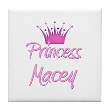 Princess Macey Tile Coaster