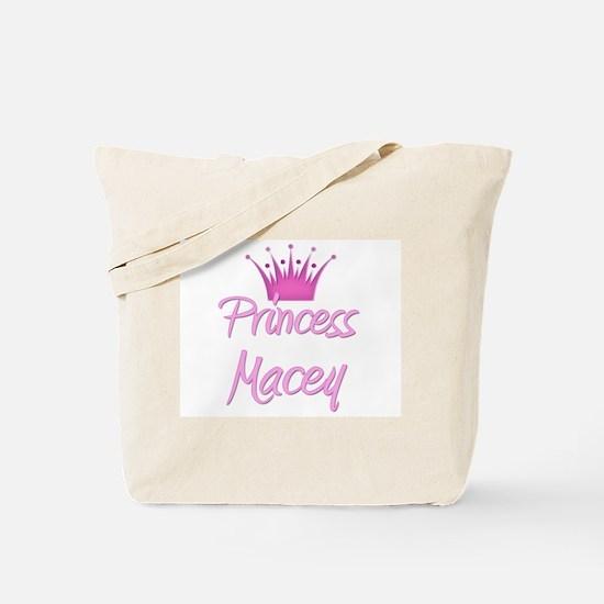 Princess Macey Tote Bag