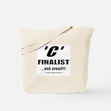 C Finalist Tote Bag