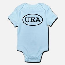 UEA Oval Infant Bodysuit