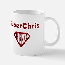 Super Hero Chris Mug