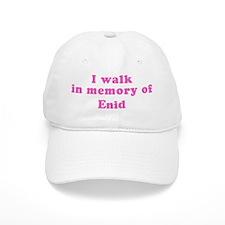 Walk in memory of Enid Baseball Cap