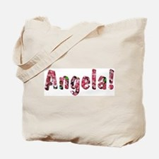 Angela! Design #19 Tote Bag