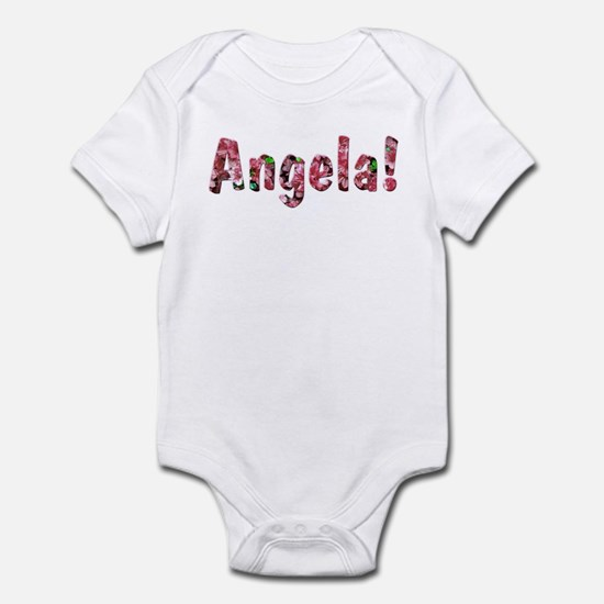 Angela! Design #19 Infant Bodysuit
